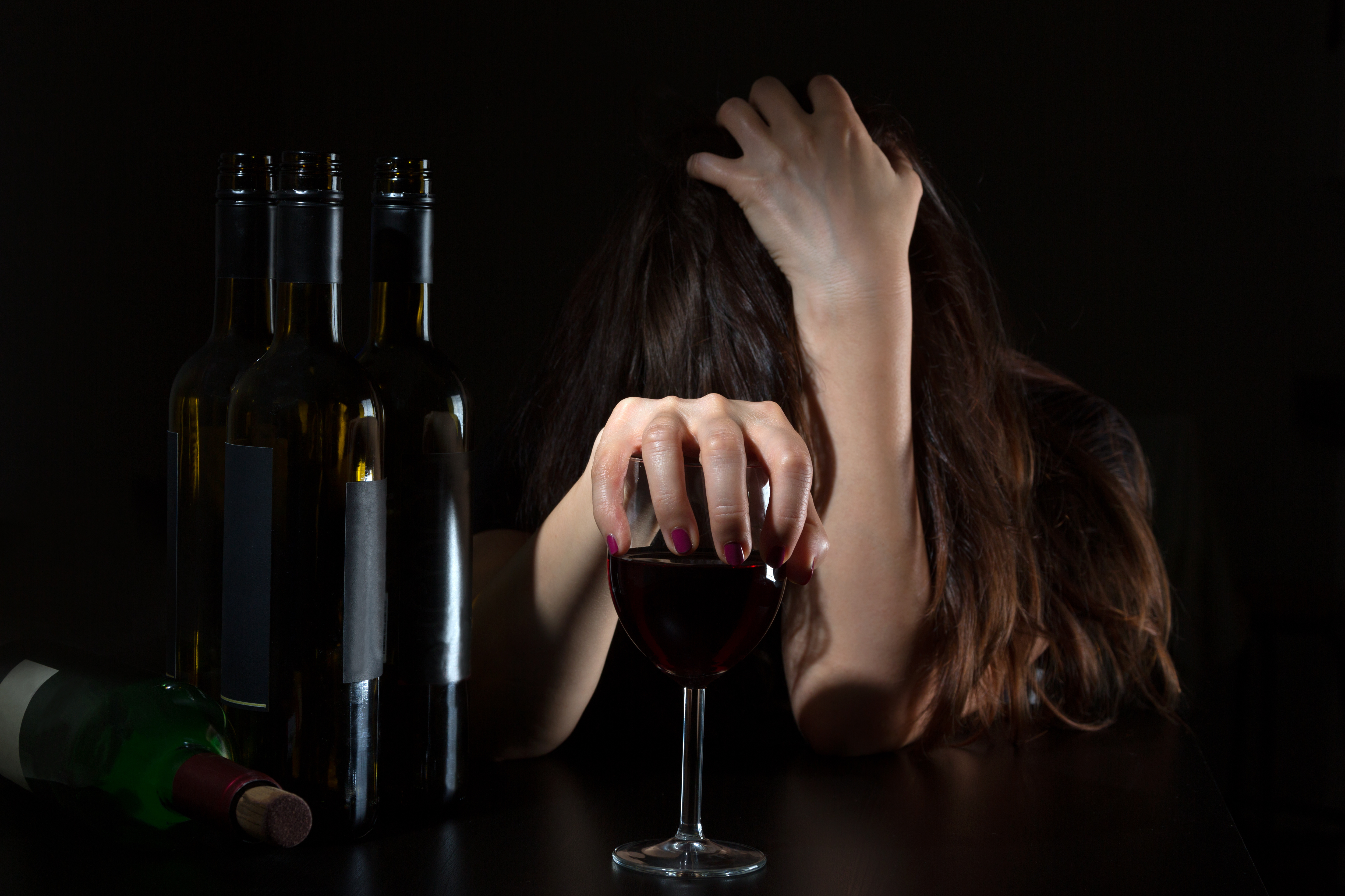 Alcohol Is Preventing You From Losing Body Fat