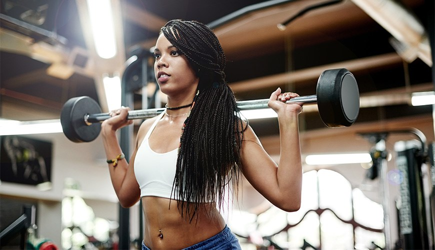 Strength Training Lose Weight Feat