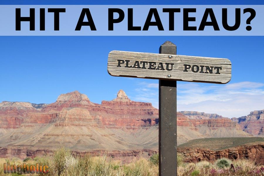 Weight Plateau