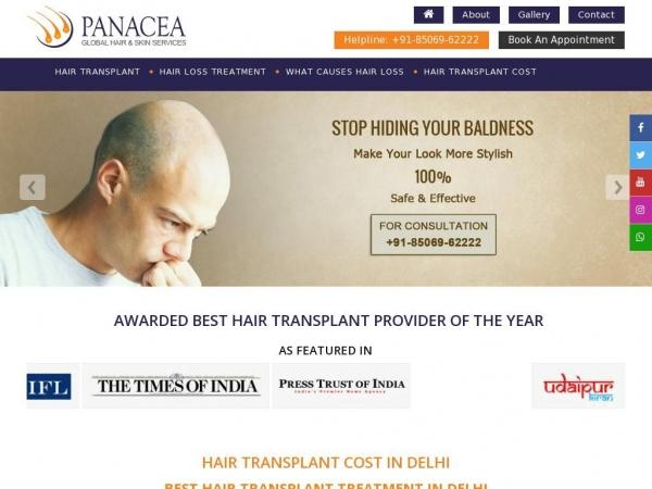 panaceahairservices.com