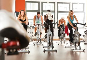Indoor Cycling Feature