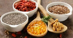foods high in leptin