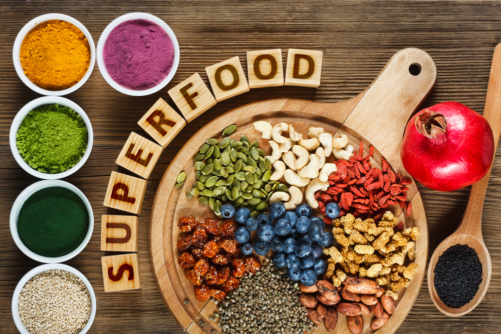 Depression: Superfoods That Help