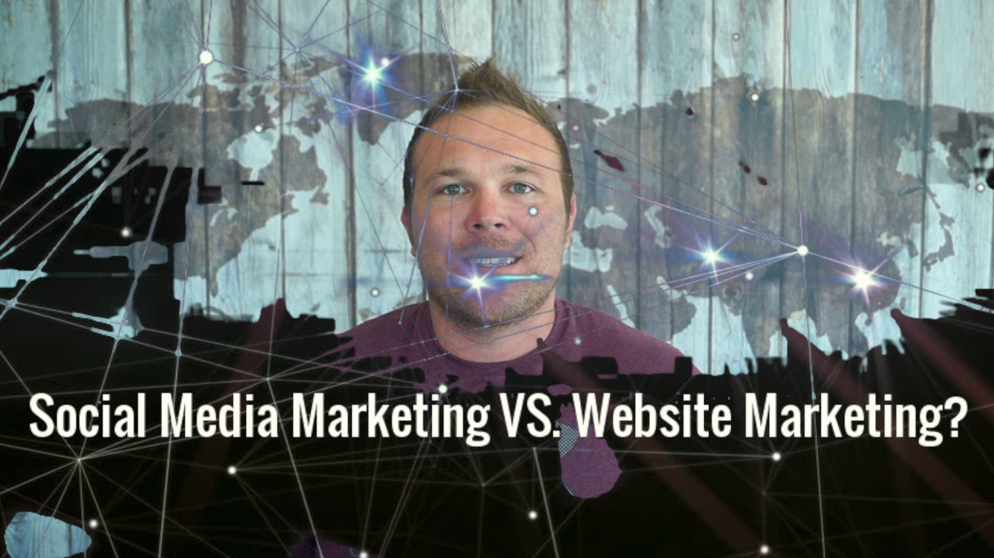Social Media VS. Website Marketing