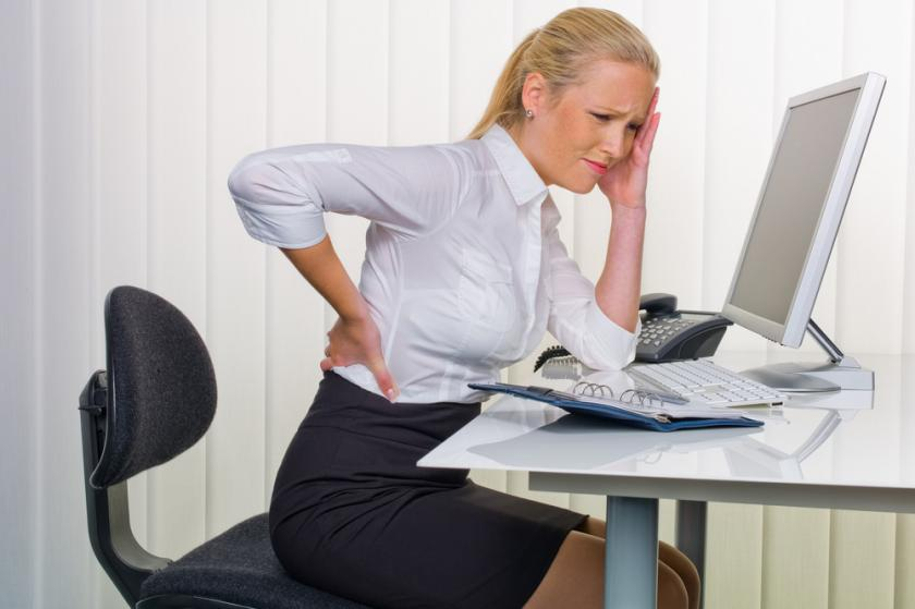 The Damage of Sitting and How To Undo It